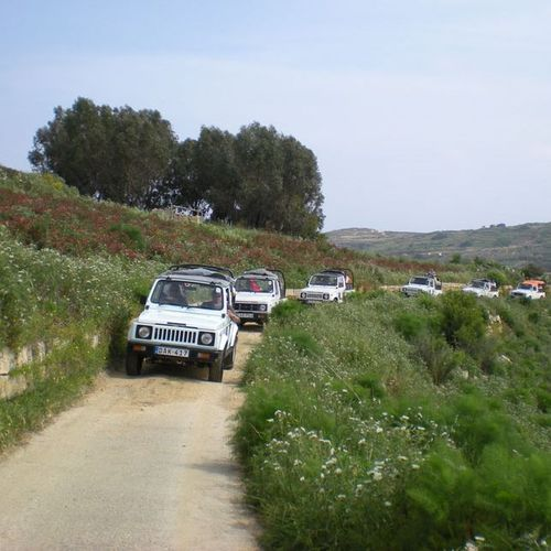 Programm 4x4 Offroad Driving Experience