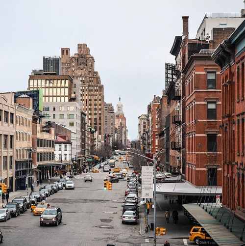 Programm Chelsea & Meatpacking District Tour