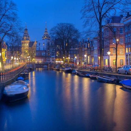 Destination Amsterdam